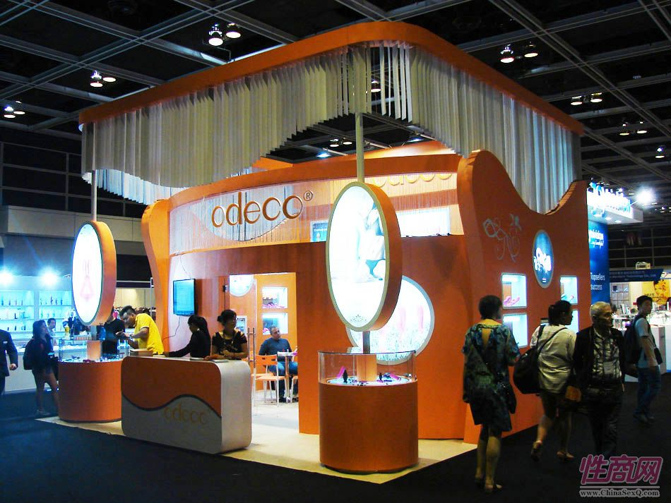 2014香港亚洲成人博览报道――参展企业图片3