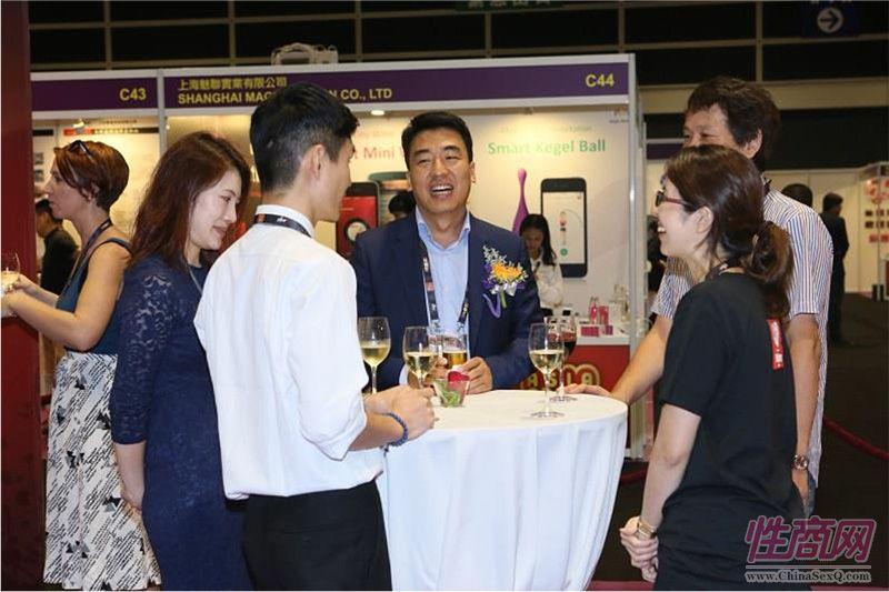 2014亚洲成人博览欢迎酒会