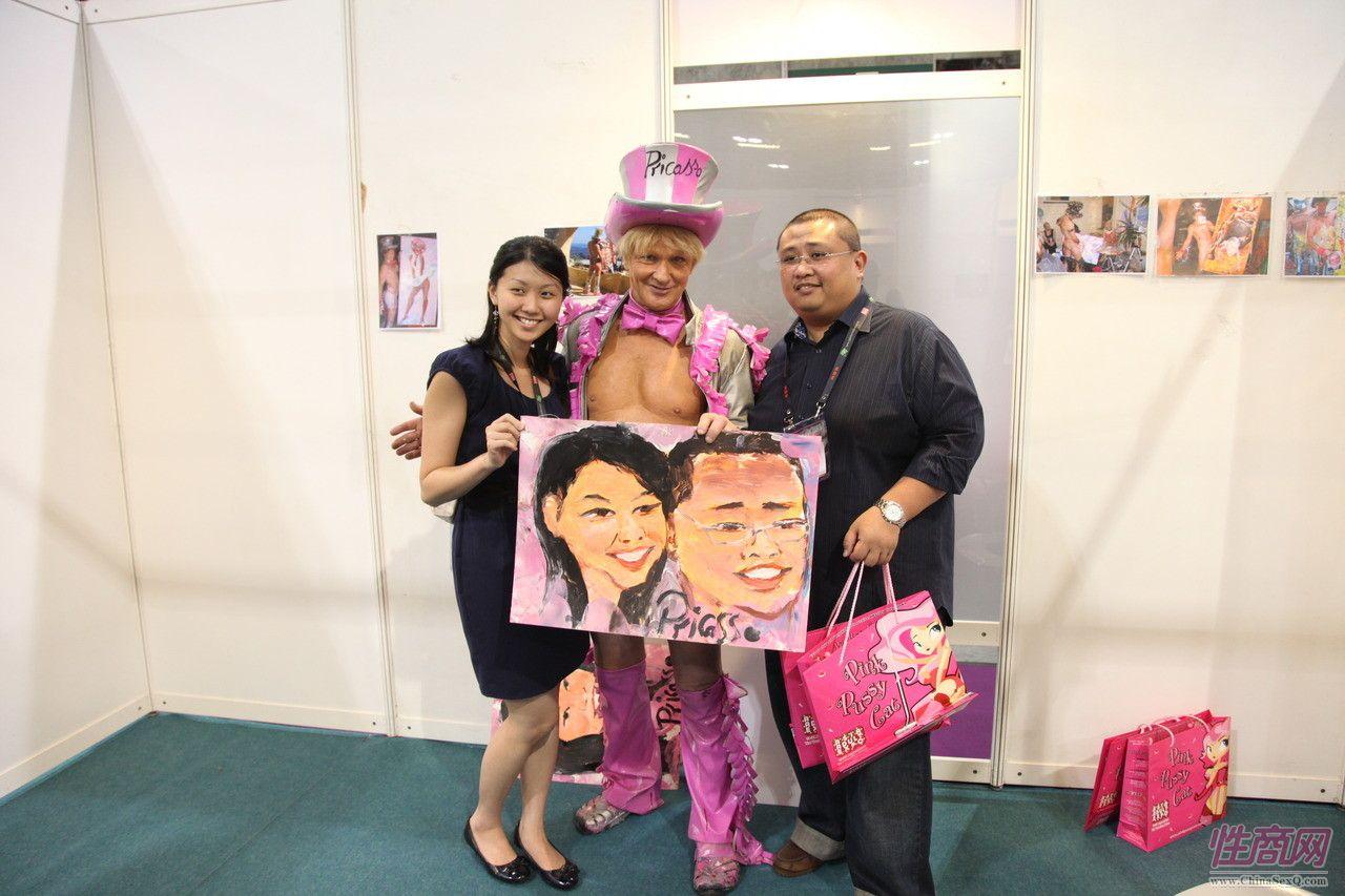 2011亚洲成人博览AAE图片报道―展会现场图片7