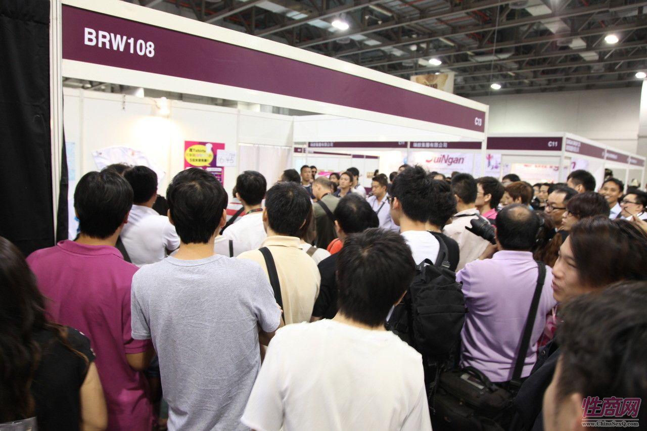 2011亚洲成人博览AAE图片报道―展会现场图片10