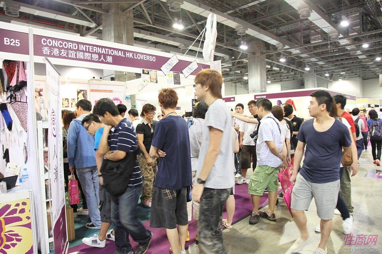 2011亚洲成人博览AAE图片报道―展会现场图片16