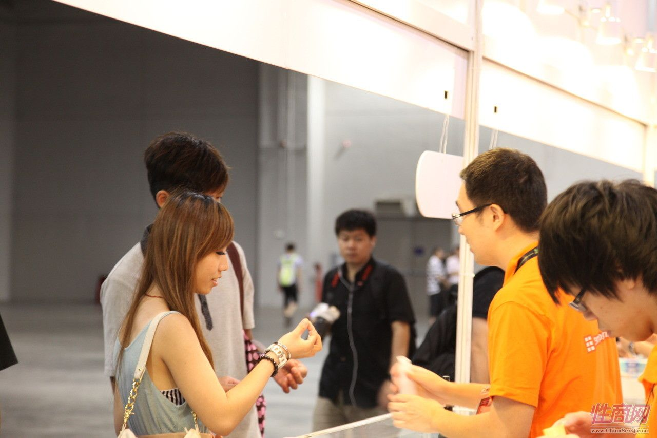 2011亚洲成人博览AAE图片报道―展会现场图片19