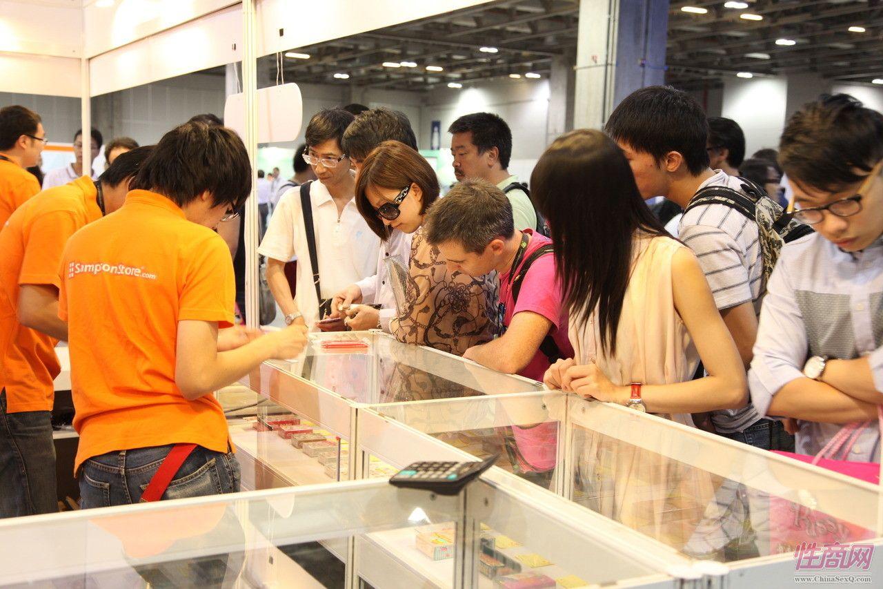 2011亚洲成人博览AAE图片报道―展会现场图片17