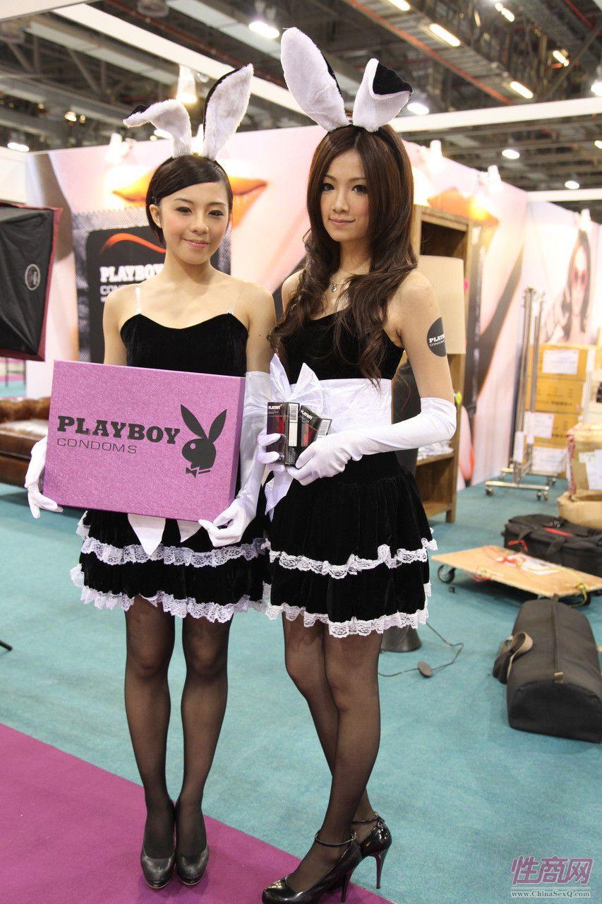 性感的模特(花花公子Playboy安全套)