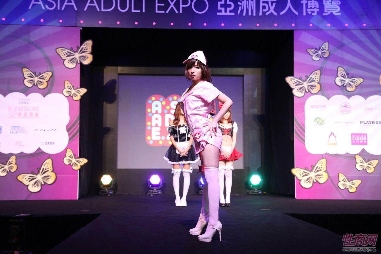 2011亚洲成人博览AAE现场报道―精彩表演图片16