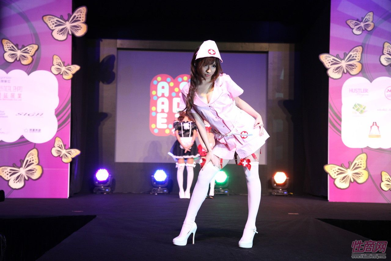 2011亚洲成人博览AAE现场报道―精彩表演图片17
