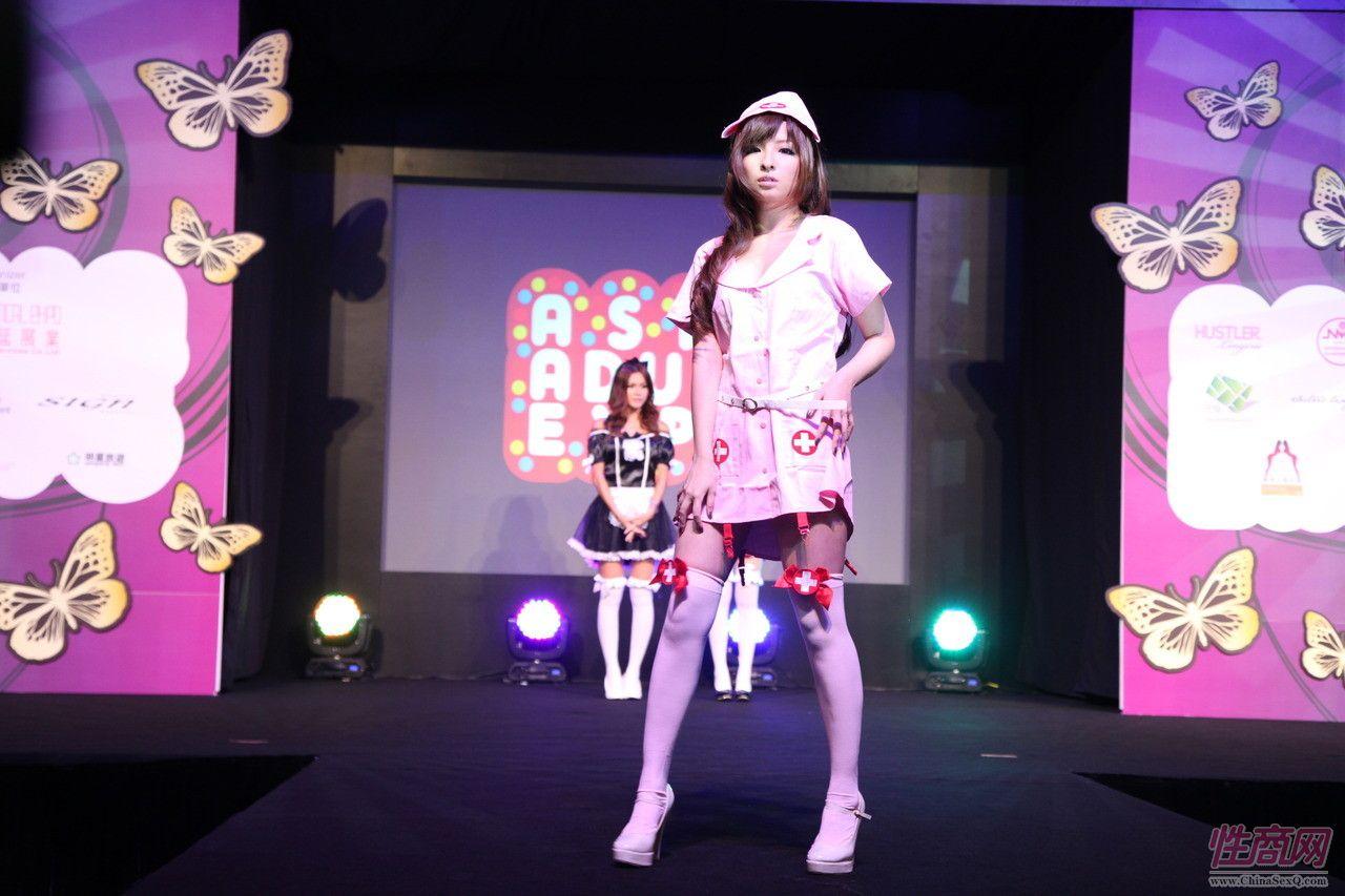 2011亚洲成人博览AAE现场报道―精彩表演图片18