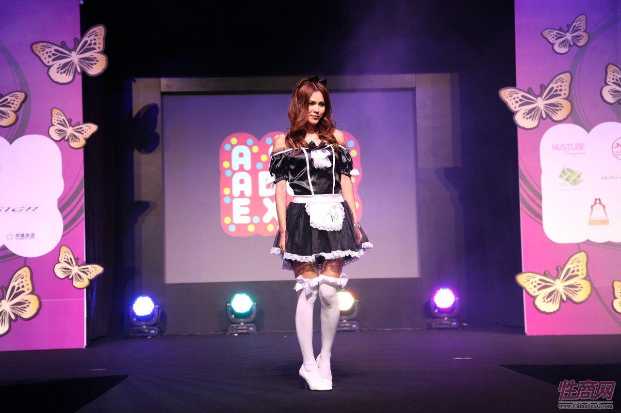 2011亚洲成人博览AAE现场报道―精彩表演图片3