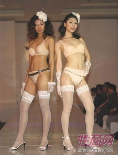 第四届上海国际成人展--模特秀图片2