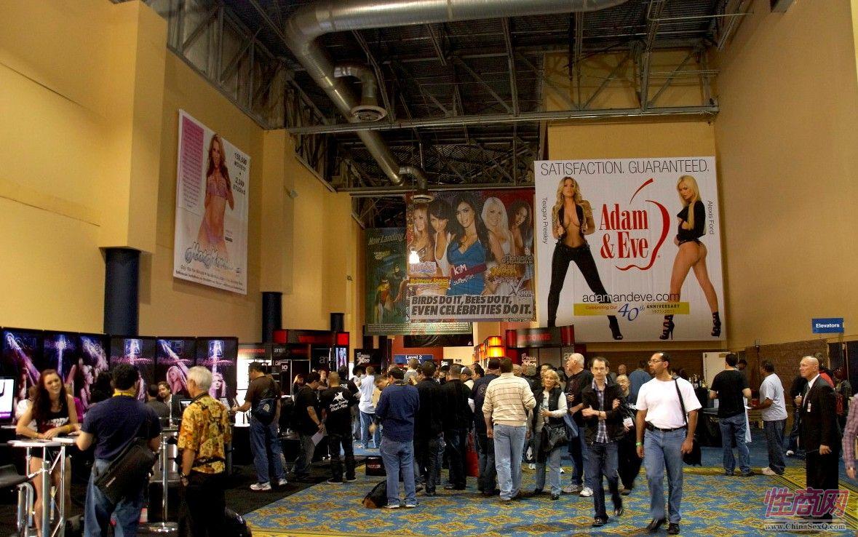 2011美国拉斯维加斯成人展现场报道(1)图片1