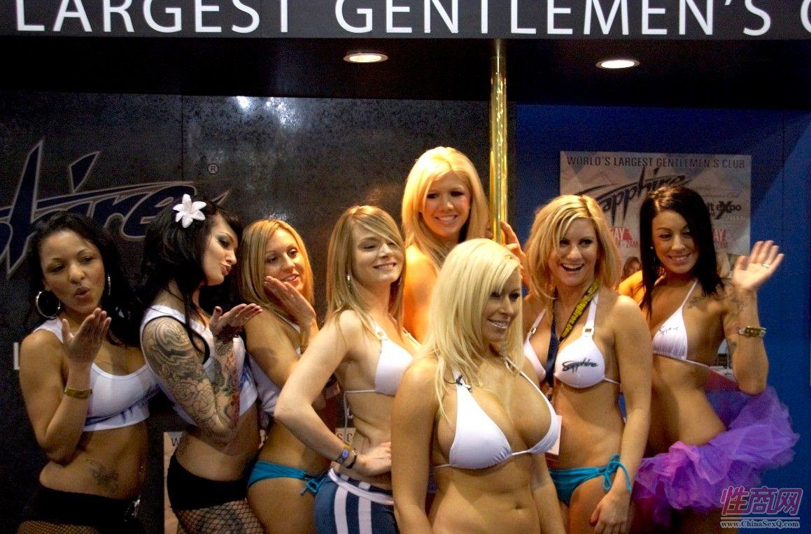 2011美国拉斯维加斯成人展现场报道(1)图片3