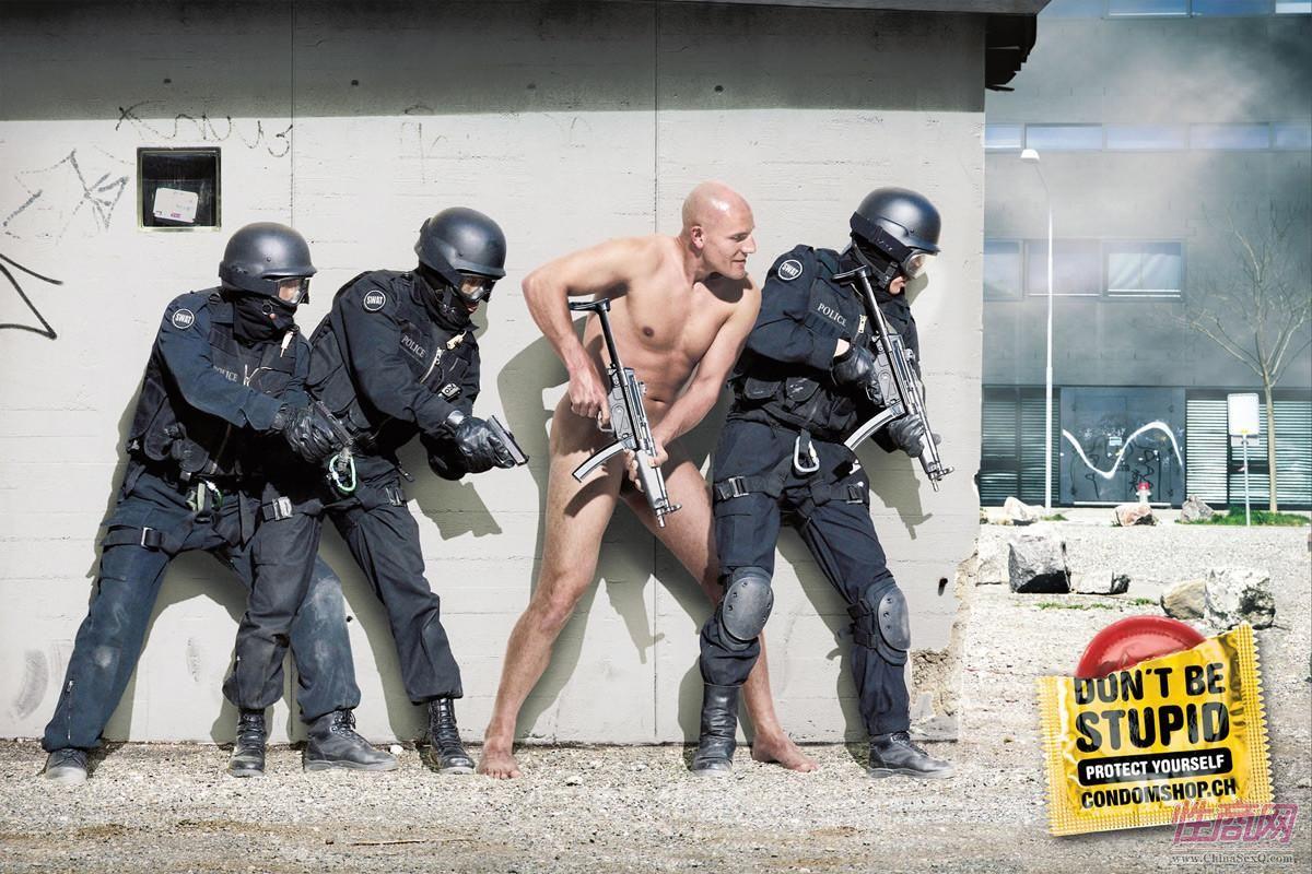 安全套创意广告欣赏(1)图片