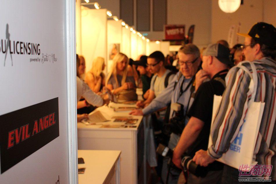 2014德国柏林成人展VENUS现场观众_1图片11