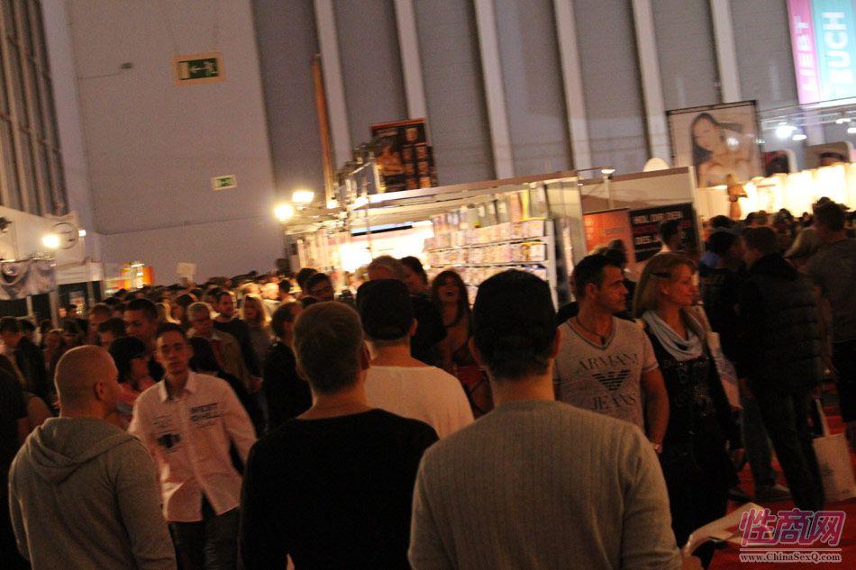 2014德国柏林成人展VENUS现场观众_2图片1