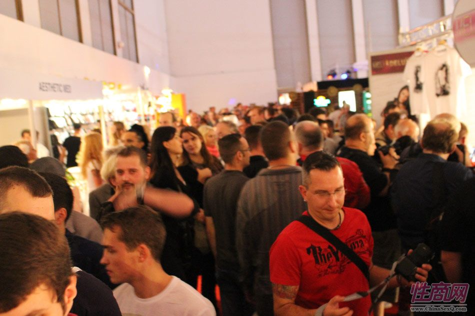 2014德国柏林成人展VENUS现场观众_2图片4