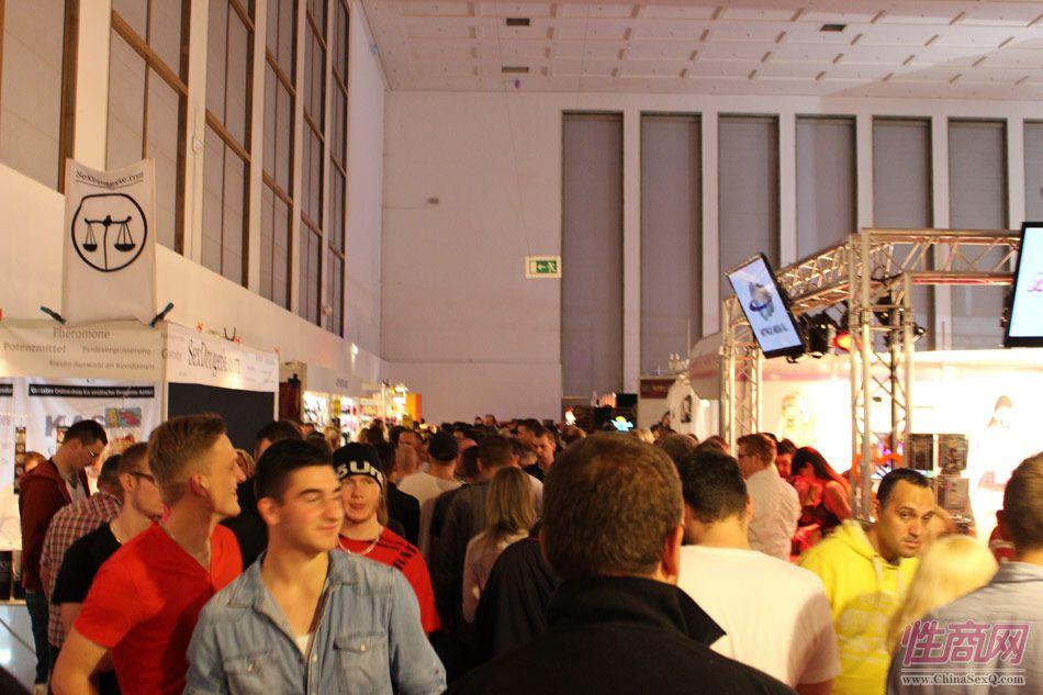 2014德国柏林成人展VENUS现场观众_2图片3