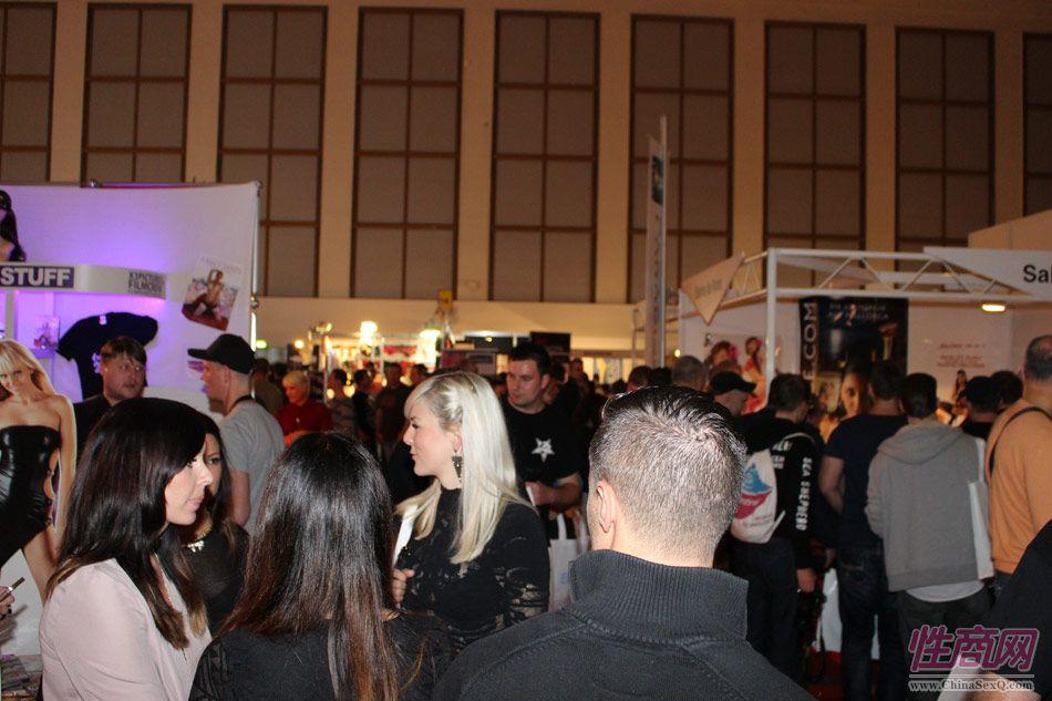 2014德国柏林成人展VENUS现场观众_2图片15