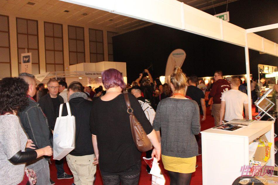 2014德国柏林成人展VENUS现场观众_2图片14
