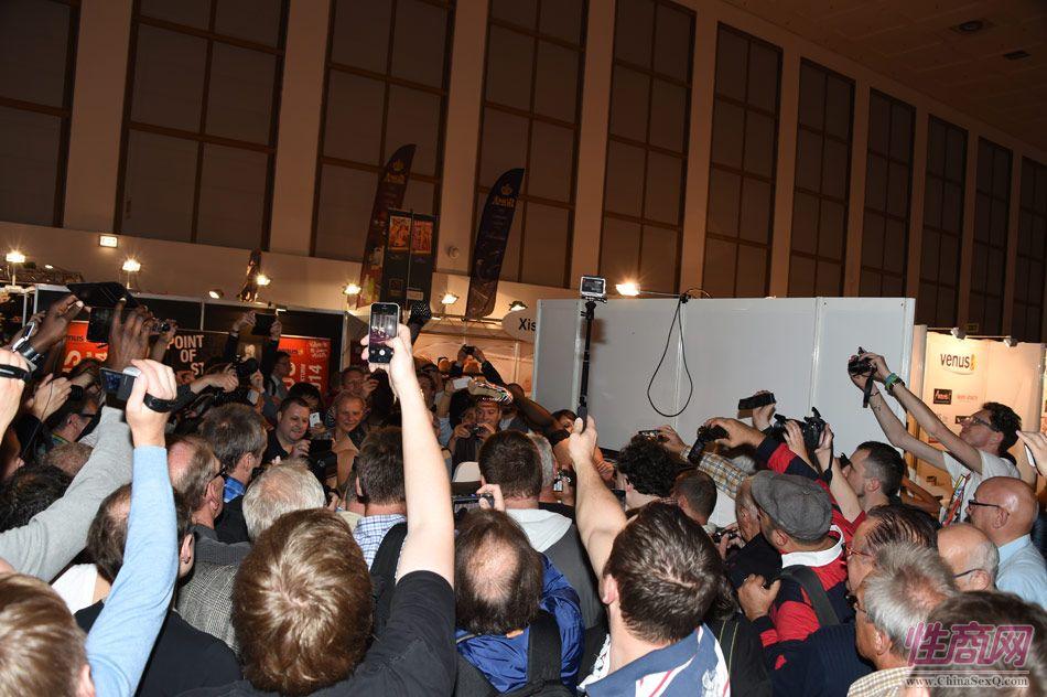 2014德国柏林成人展VENUS现场观众_2图片26