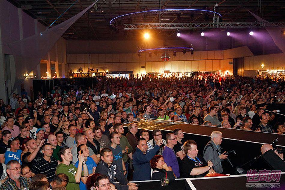 2014德国柏林成人展VENUS现场观众_2图片30