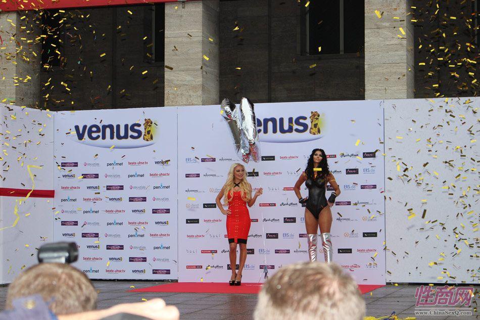 2014德国柏林成人展VENUS盛大开幕式图片7