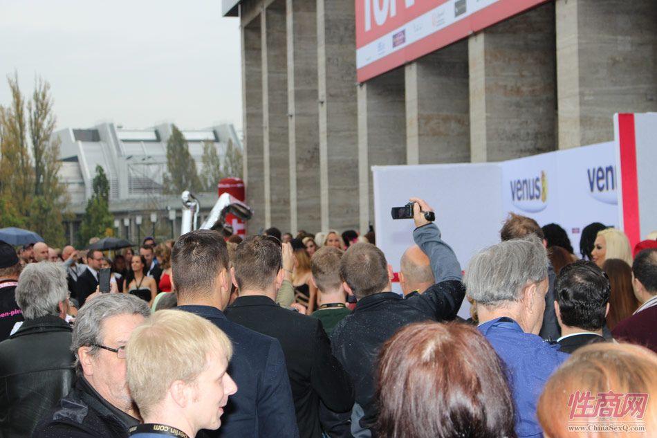 2014德国柏林成人展VENUS盛大开幕式图片9