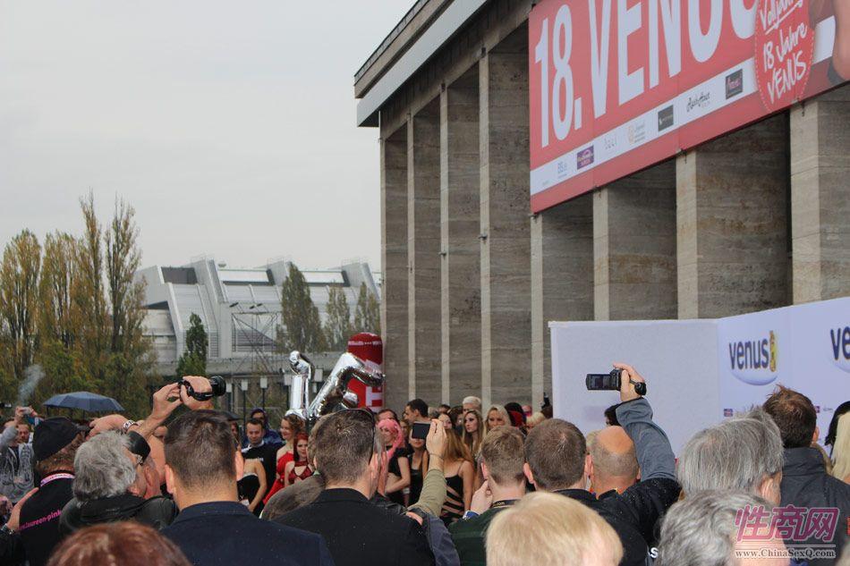 2014德国柏林成人展VENUS盛大开幕式图片10