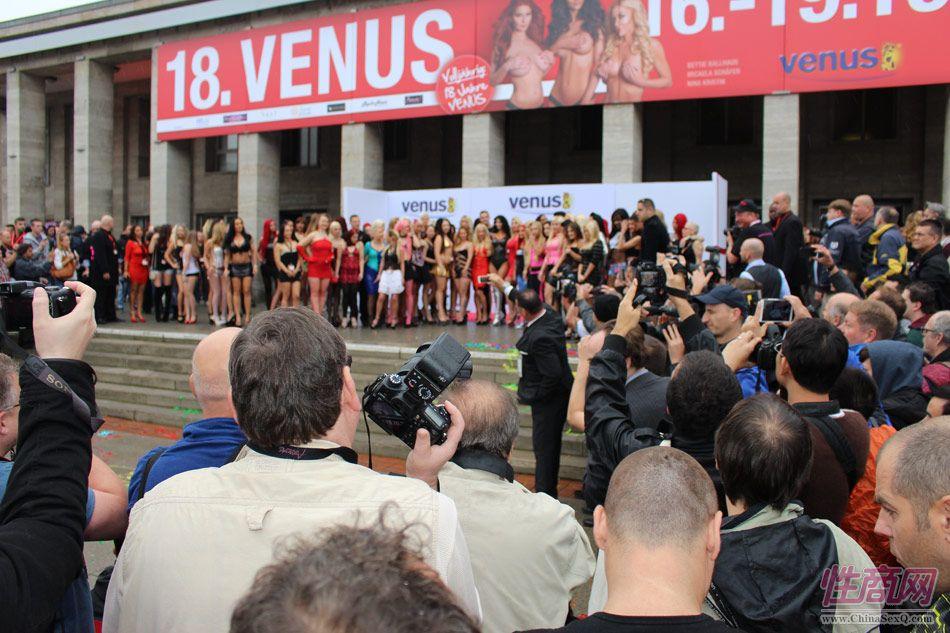 2014德国柏林成人展VENUS盛大开幕式图片13