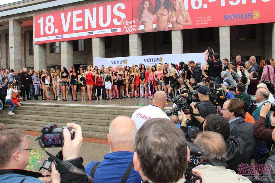 2014德国柏林成人展VENUS盛大开幕式图片14