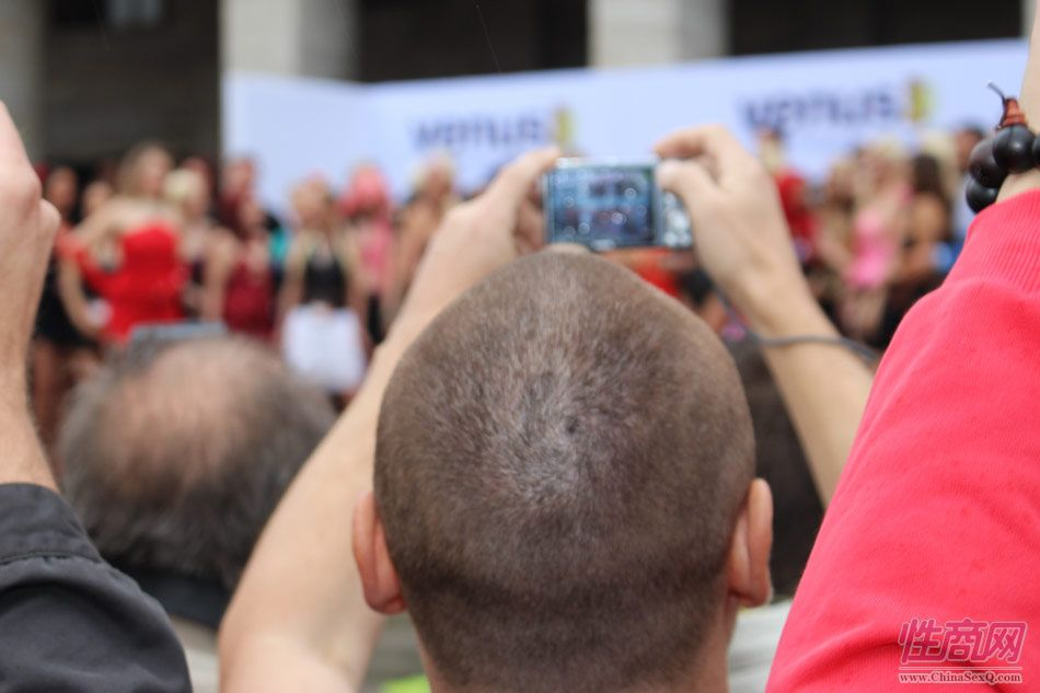 2014德国柏林成人展VENUS盛大开幕式图片12