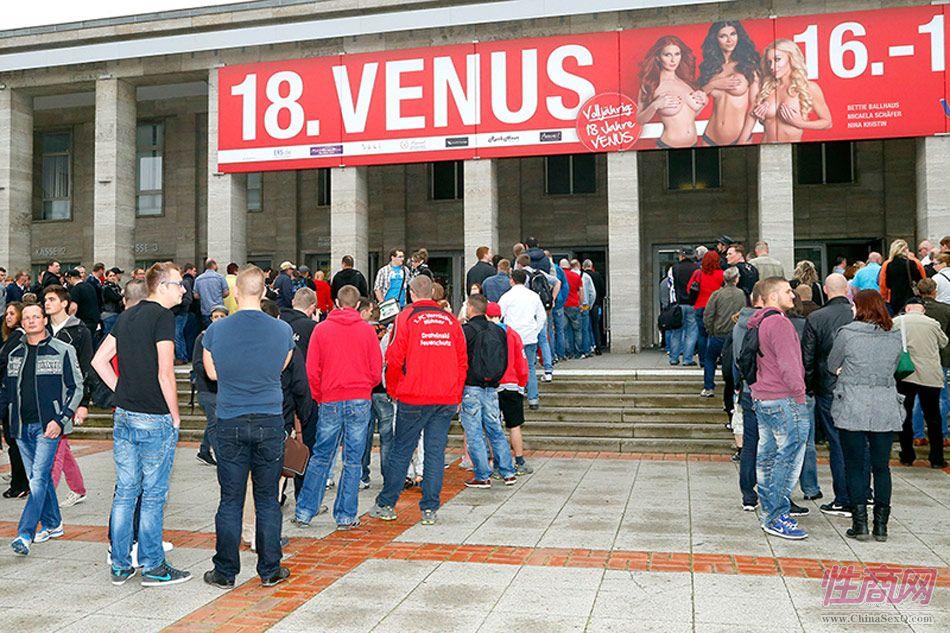 2014德国柏林成人展VENUS展会现场盛况图片1