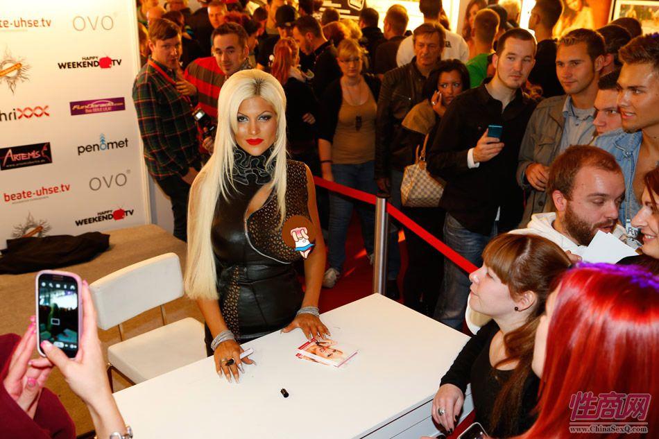 2013德国柏林成人展VENUS媒体报道图片2