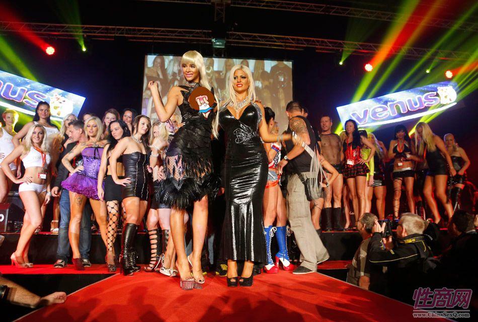 2013德国柏林成人展VENUS媒体报道图片1