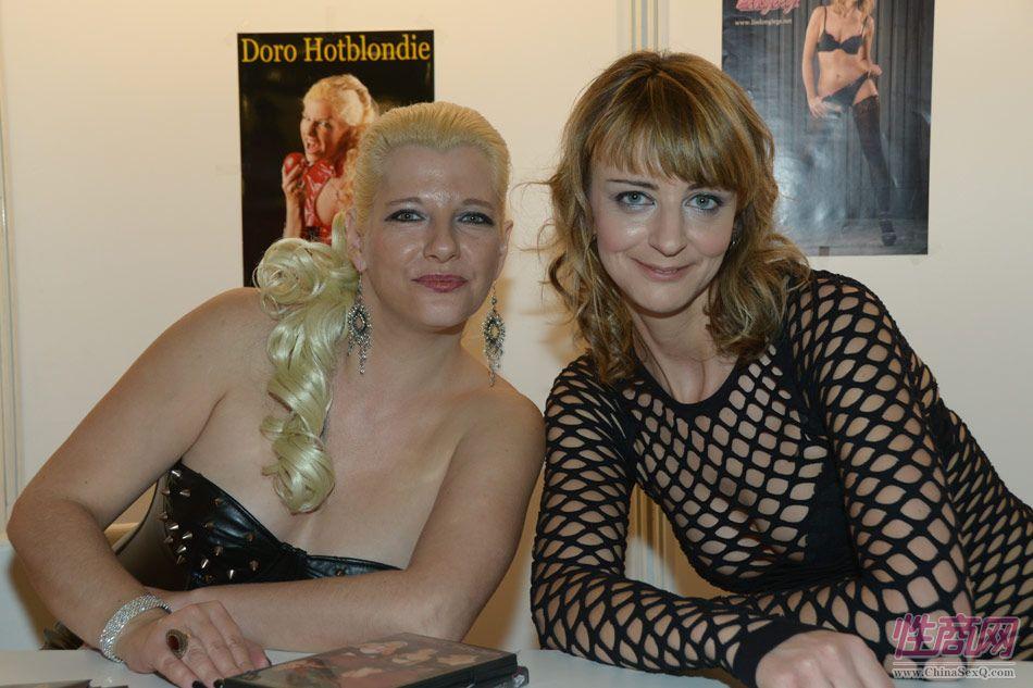 2013德国柏林成人展VENUS性感模特-1图片15