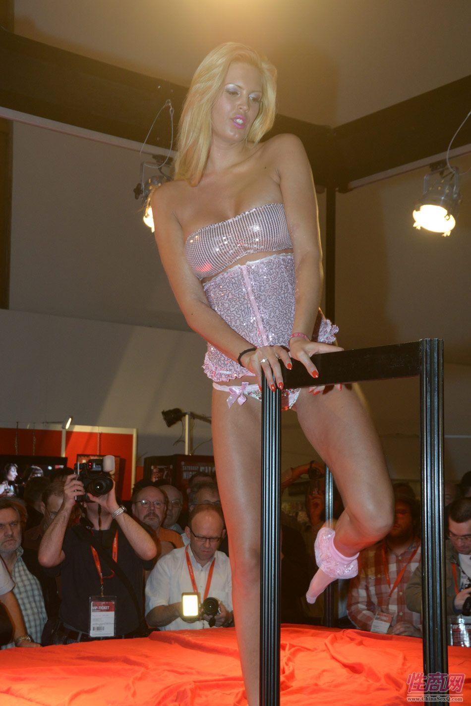2013德国柏林成人展VENUS性感模特-1图片33