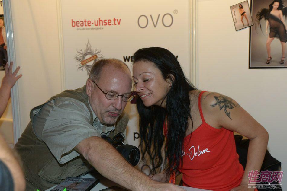 2013德国柏林成人展VENUS展会现场图片18