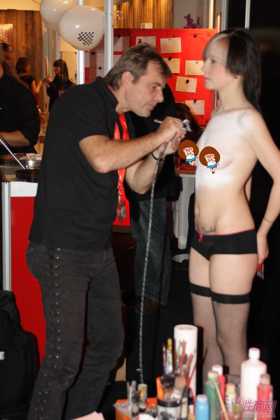 2013德国柏林成人展VENUS展会现场图片40