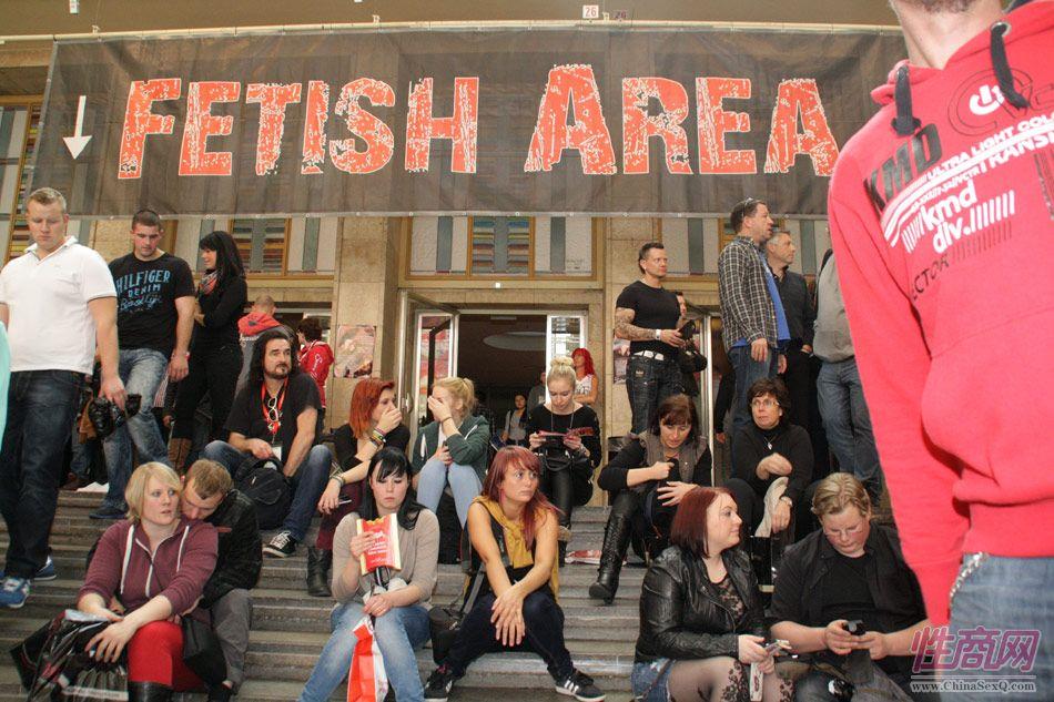 2013德国柏林成人展VENUS现场观众图片1