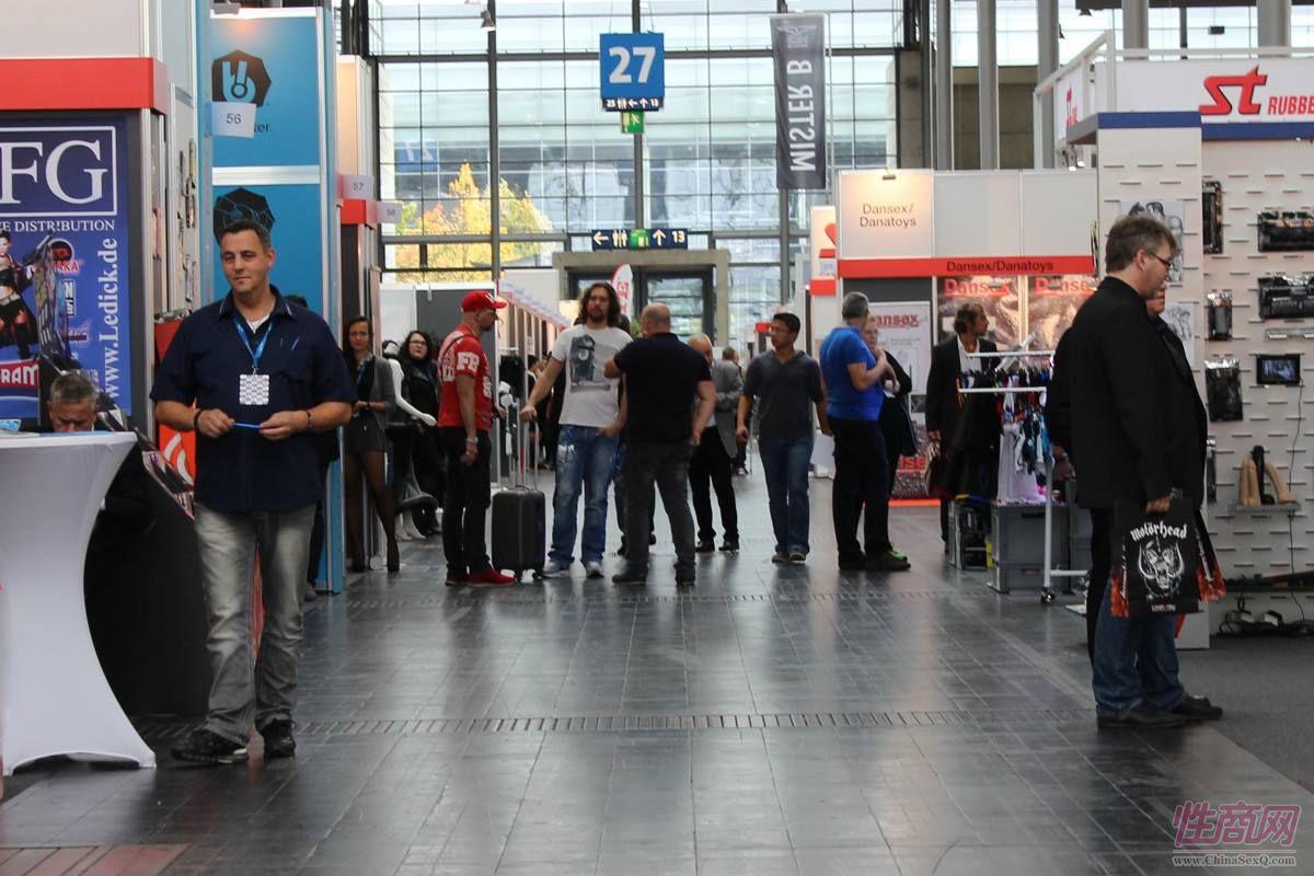 2015德国汉诺威成人展――参展企业众多图片15
