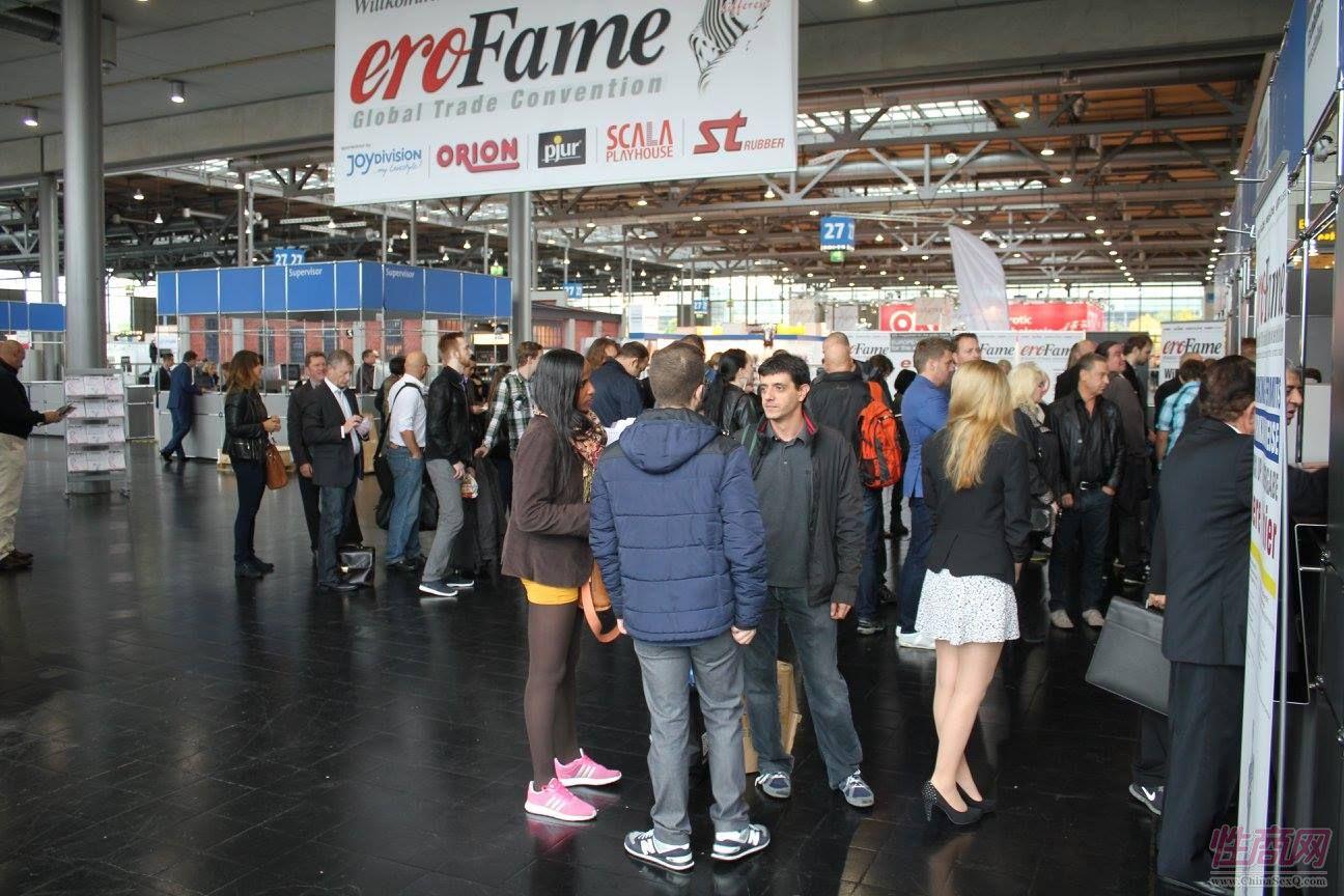 2015德国汉诺威成人展――参展企业众多图片20