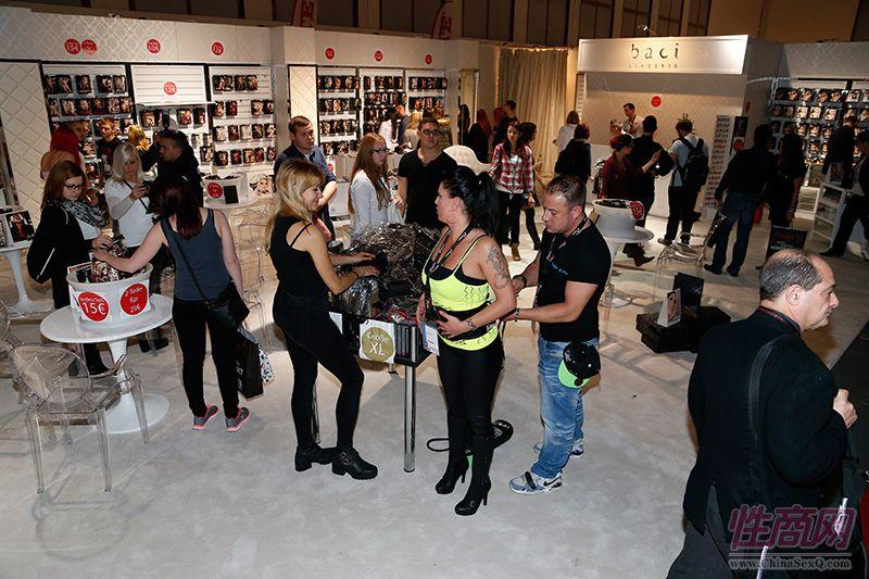 2015德国柏林成人展VENUS 众多企业参展图片10