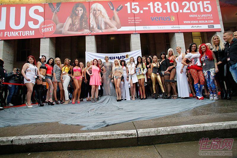 2015德国柏林成人展VENUS性感模特(1)图片2