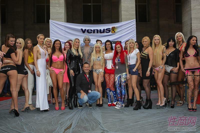 2015德国柏林成人展VENUS性感模特(1)图片21