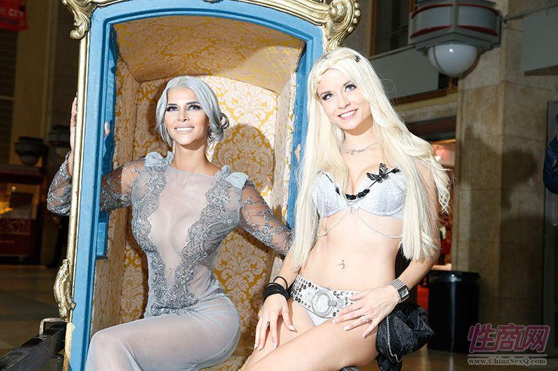 2015德国柏林成人展VENUS性感模特(1)图片46