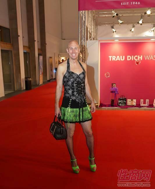 2015德国柏林成人展VENUS精彩表演(1)图片18