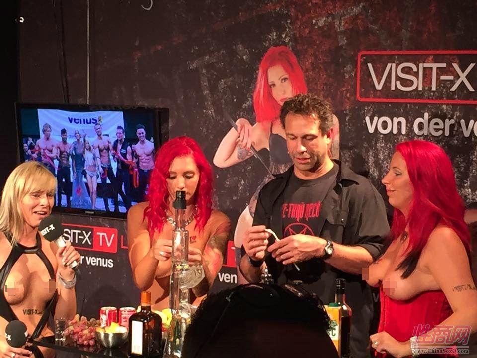 2015德国柏林成人展VENUS 电视现场直播图片11
