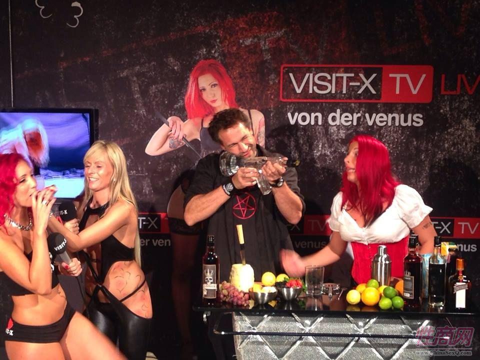 2015德国柏林成人展VENUS 电视现场直播图片17