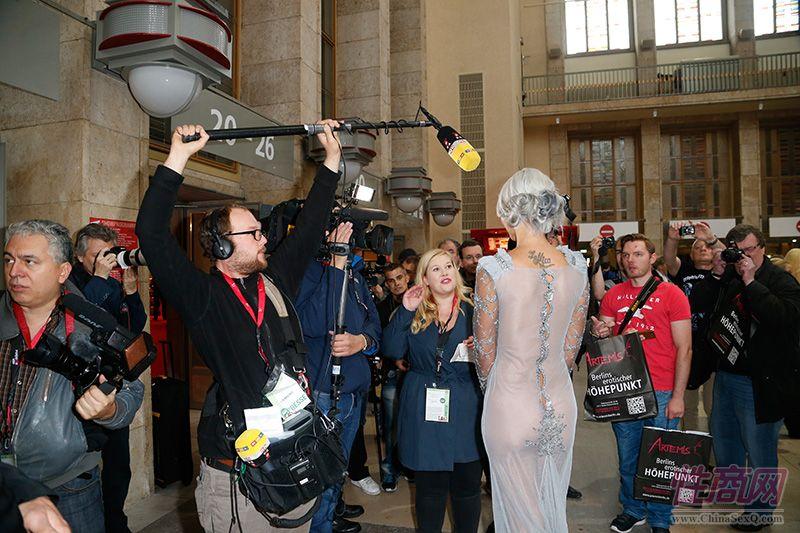 2015德国柏林成人展VENUS 电视现场直播图片27
