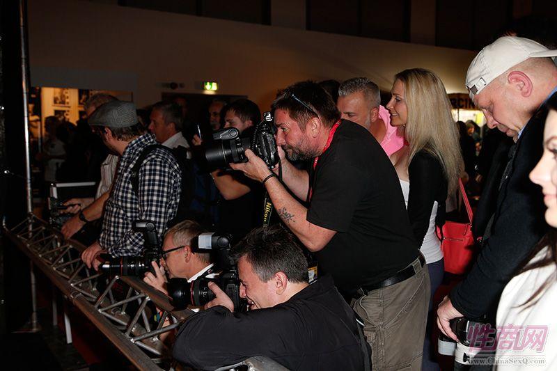 2015德国柏林成人展VENUS 电视现场直播图片34