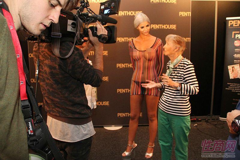 2015德国柏林成人展VENUS 电视现场直播图片39